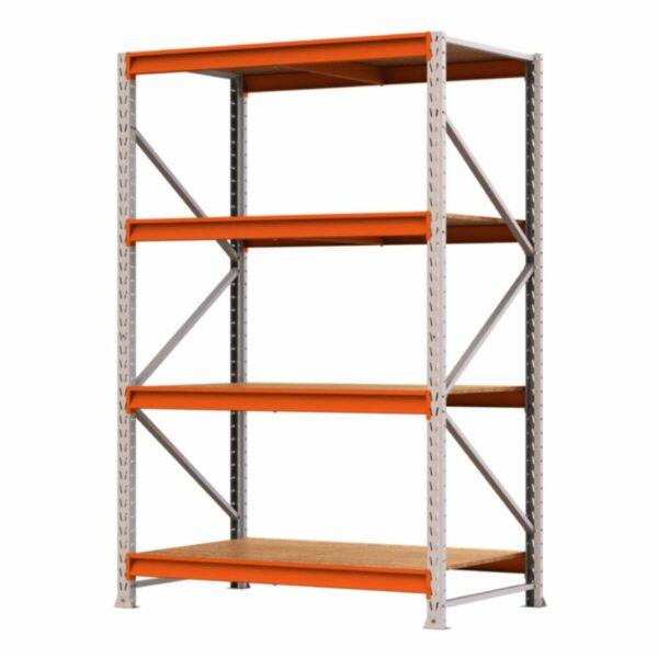 10311679580 porta pallet Porta Pallet com 04 Bandejas - 3,00x1,80x0,80cm - AMAPÁ - 11110