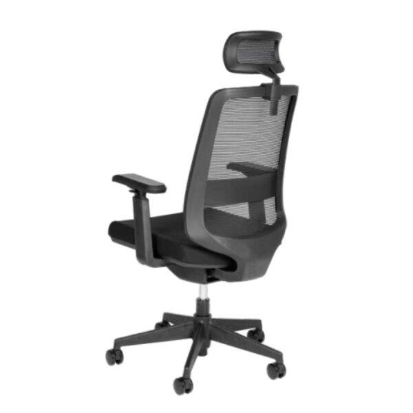 9250894811 COSTAS 2 Cadeira Presidente Tela TUNE Home Office C/ Encosto de Cabeça - AVANTTI - 32993