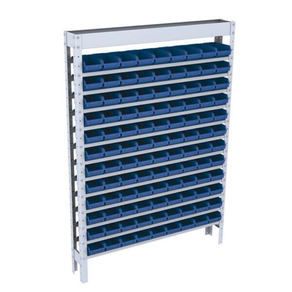 2747059321 estante caixa box 108 n3 Estante Porta Gavetas c/ 108 Gavetas Nr. 03 - AMAPA - 70006